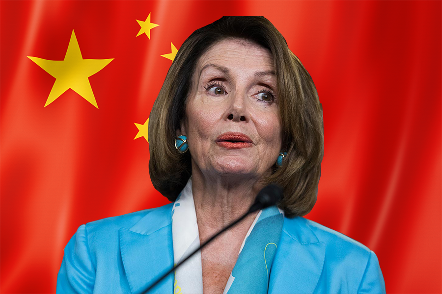 Nancy Pelosi, Demon from Hell